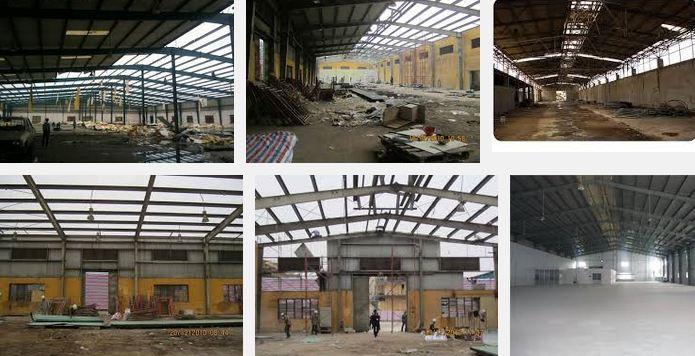 Chuyên mua nhà xưởng, hệ thống máy công nghiệp bắc trung nam